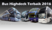 Bus Highdeck terbaru