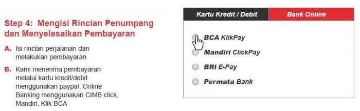 Tiket bis online