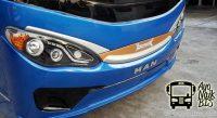 Bus Pariwisata Double Decker Malaysia