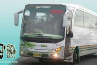 Harga sewa Bus