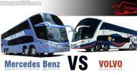 Volvo VS Mercedes Benz