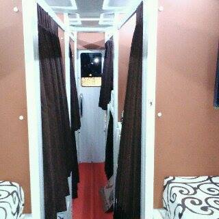 Sleeper Bus Indonesia