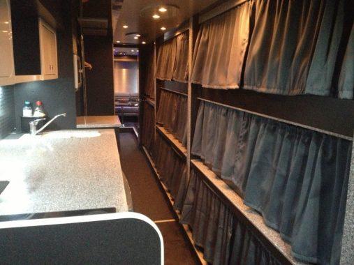 Sleeper Bus Inggris