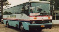 Sejarah Safari Dharma Raya |1991 Mercy OH 1518 GMM New Banteng