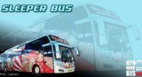 Sleeper bus Bintang Prima