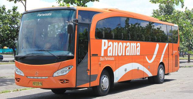 Bus Panorama Pariwisata
