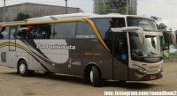 Bus PO Dedy Jaya | foto: @ramadhani2hd