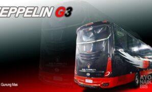 Bus terbaru zepplin G3