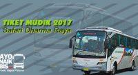 Tiket Bus Mudik