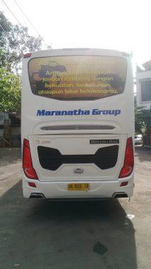 Bus Maestro Agustus