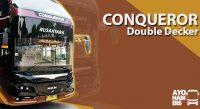 Bus Terbaru Conqueror