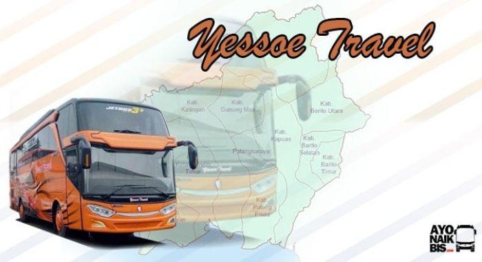 Bus terbaru Yessoe