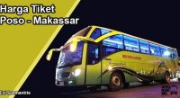 Tiket Bus Poso Makassar