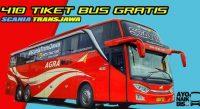 Tiket Bus Gratis