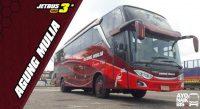 Bus Terbaru Agung Mulia