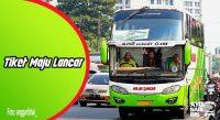 Bus Maju Lancar Lebaran 2019