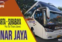 Sinar Jaya Trans Jawa Surabaya