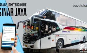 Cara Beli Tiket Bus Online Sinar Jaya Traveloka Ayo Naik Bis