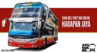 Tiket bus online harapan jaya