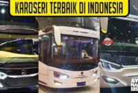 Karoseri Terbaik di Indonesia