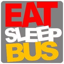 Eat Sleep bus