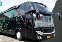 Bus Pariwisata Jogja AO Transport