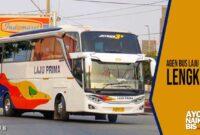 Agen bus Laju Prima