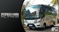 Harga Medium Bus Altano