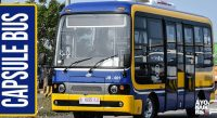 Capsule Bus Jambi