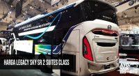 Harga karoseri Legacy Suites Class
