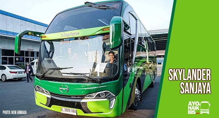 Bus Skylander HDD pertama