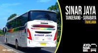 Sinar Jaya Tangerang Surabaya