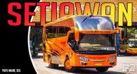 Bus Setiawan Kediri