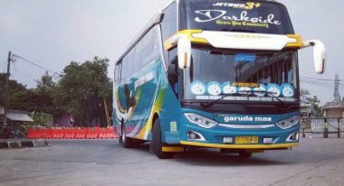 Bus Garuda Mas Jetbus