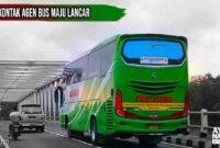 Agen Bus Wonosari Maju Lancar