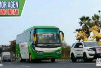 Agen Bus Malang Indah
