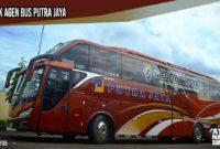 Agen Bus Putra Jaya Mak