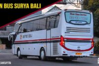 Agen bus Surya Bali