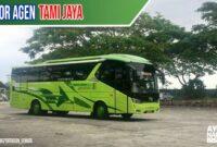 Agen Bus Tami Jaya
