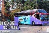 Agen bus restu mulya