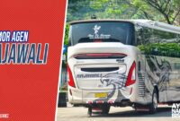 Agen bus Rajawali