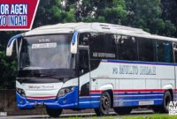Agen Bus Mulyo Indah