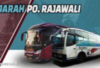 Sejarah PO Rajawali