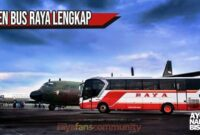 Agen Bus Raya