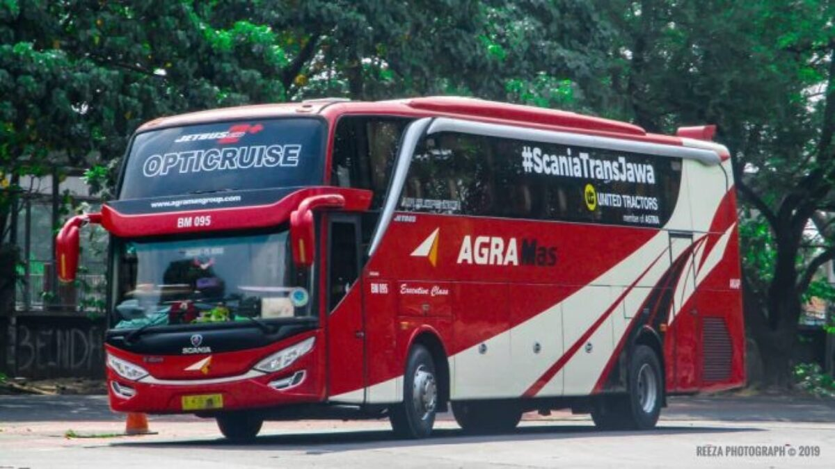 Bus Agra Mas executive