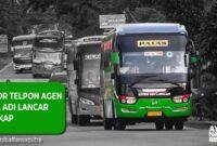 Agen Bus Citra Adi Lancar