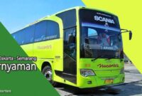 Bus Jakarta Semarang