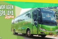 Agen bus Puspa Jaya