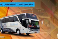 Bus Pariwisata Ardhian Transport