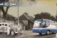 Sejarah Bus Baker